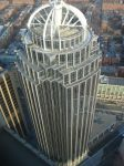 Interesting building viewed from the Prudential tower.