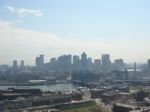 Boston from the monument