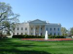 The White House, April 2008